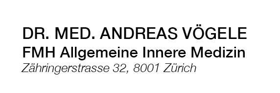 Dr. med. Andreas Vögele